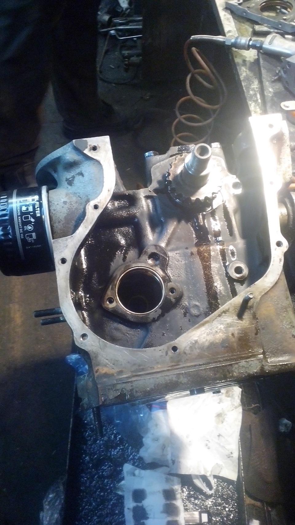 Капремонт двигателя ваз 2107 своими руками