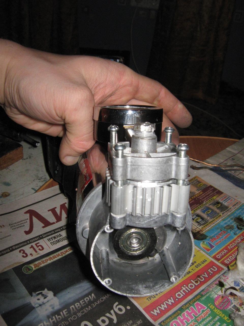 Компрессор автомобильный для подкачки ремонт