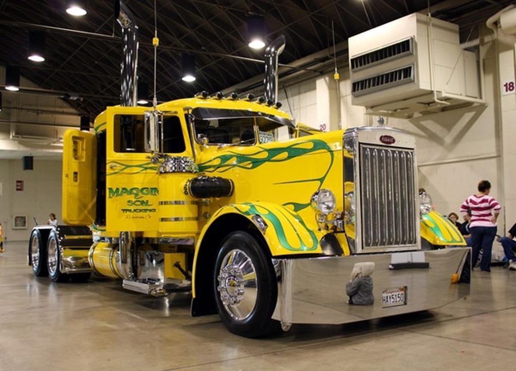 которые необычные грузовики фото этом вам помогут
