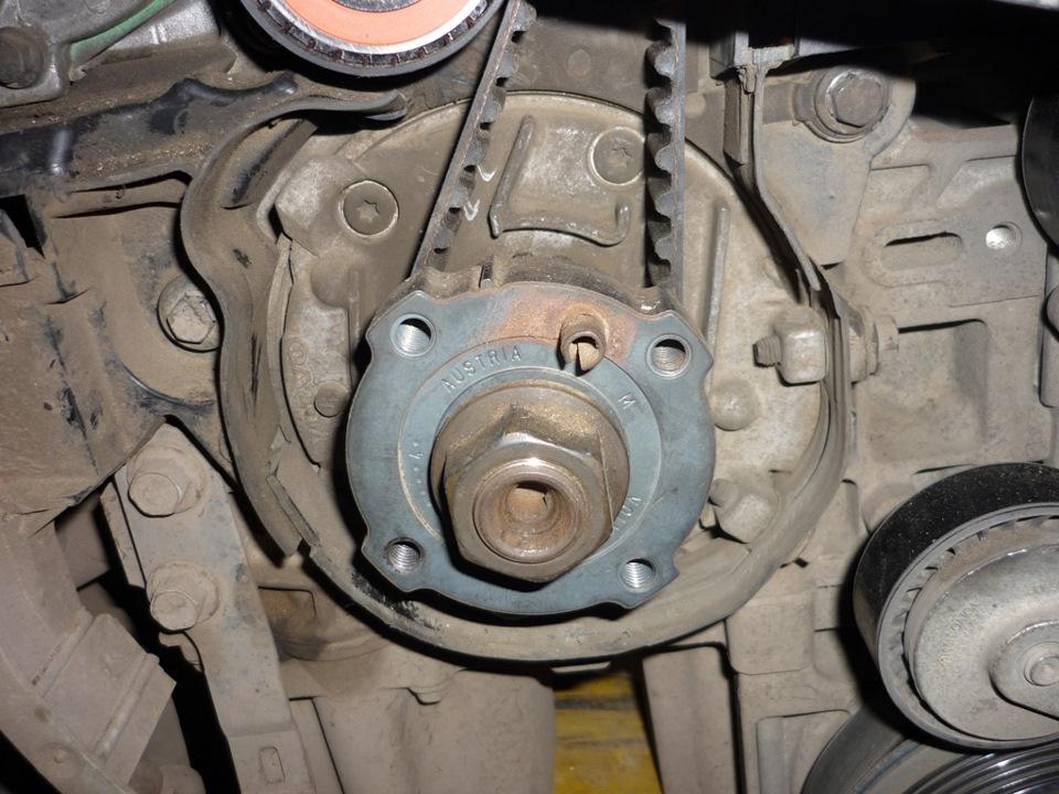 Замена ремня грм форд куга 2.5 своими руками фото