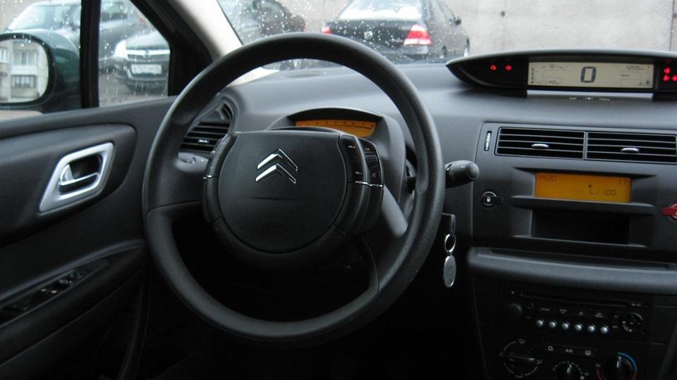mp3 в ситроен с4 купе