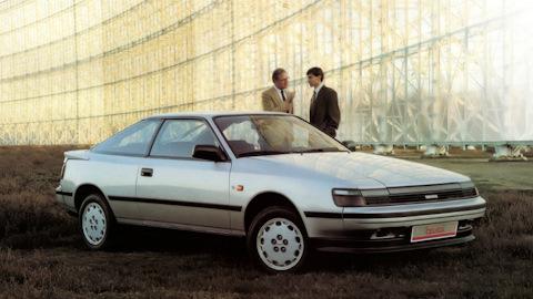 тойота селика 1989 фото