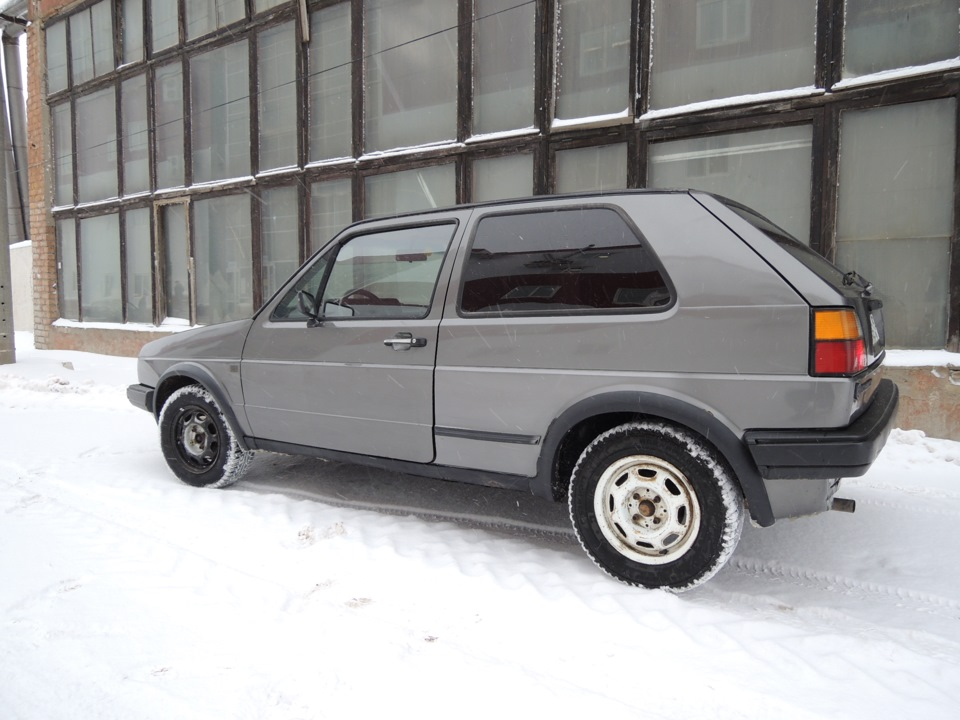 volkswagen golf 2 расширители арок