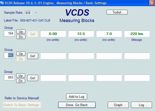 Vag Com VCDS12, диагностика и техосмотр