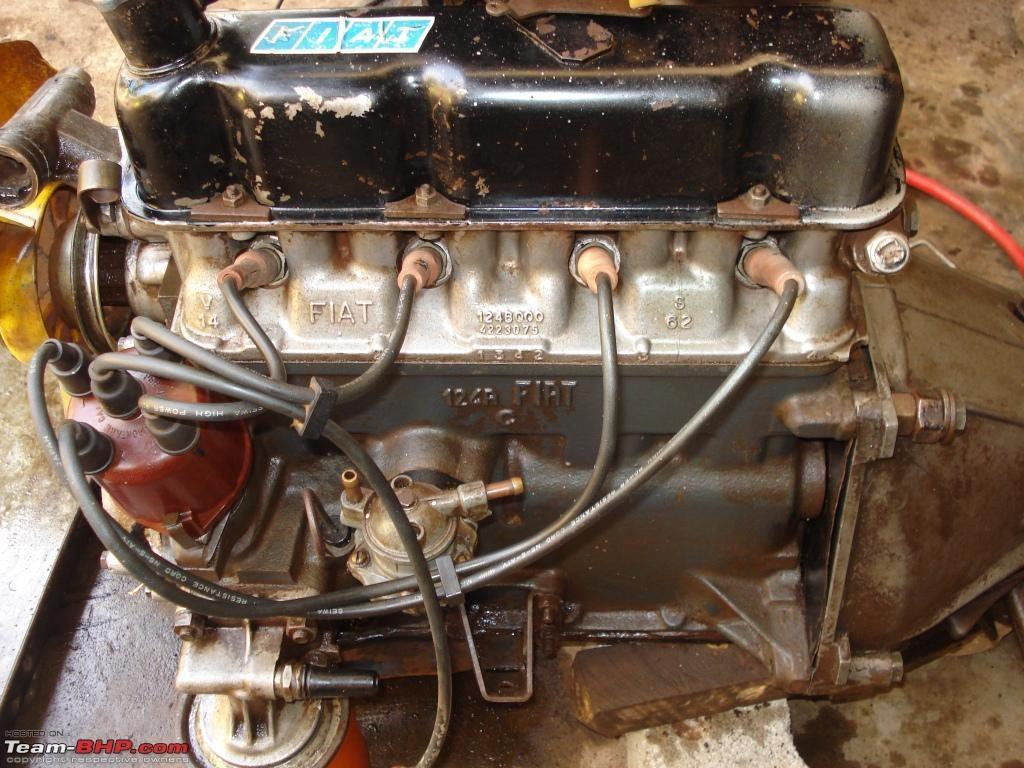 Картинки из жигулевского двигателя