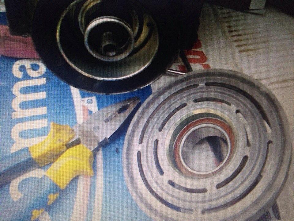 Ремонт компрессора кондиционера audi q7 кондиционер установка цена ярославль