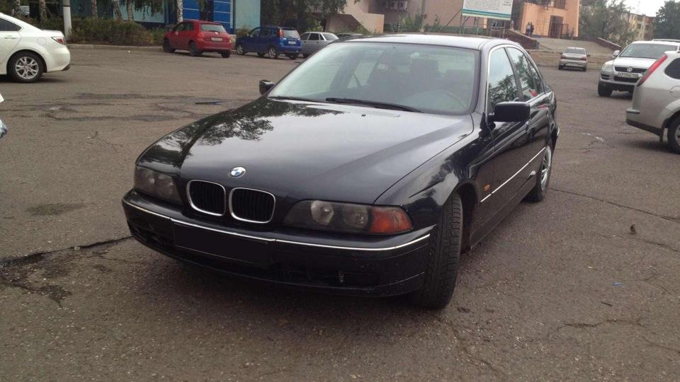 Dodatkowe BMW 5 series 2.5 TDS | DRIVE2 EC99