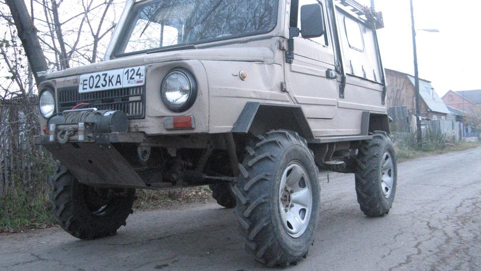 ЛуАЗ, 969 Car Diary