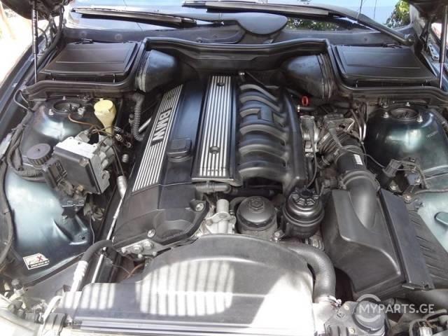 m52 vs m52tu & m54 — BMW 5 series, 2 8 л , 1997 года на DRIVE2