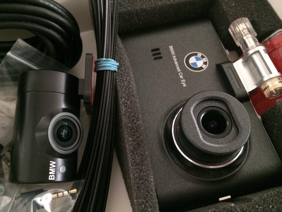 Bmw Advanced Car Eye Original Bmw Digital Video Recorder
