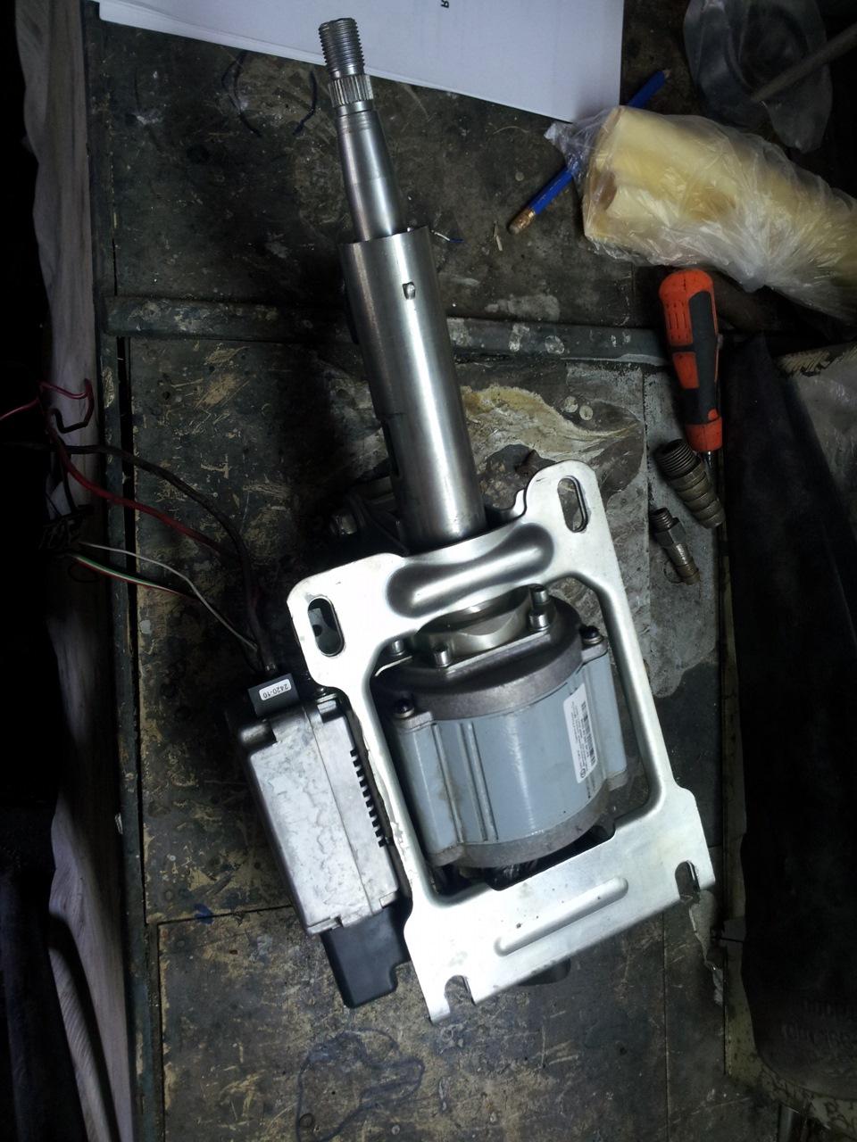 Электроусилитель для квадроцикла своими руками фото 763