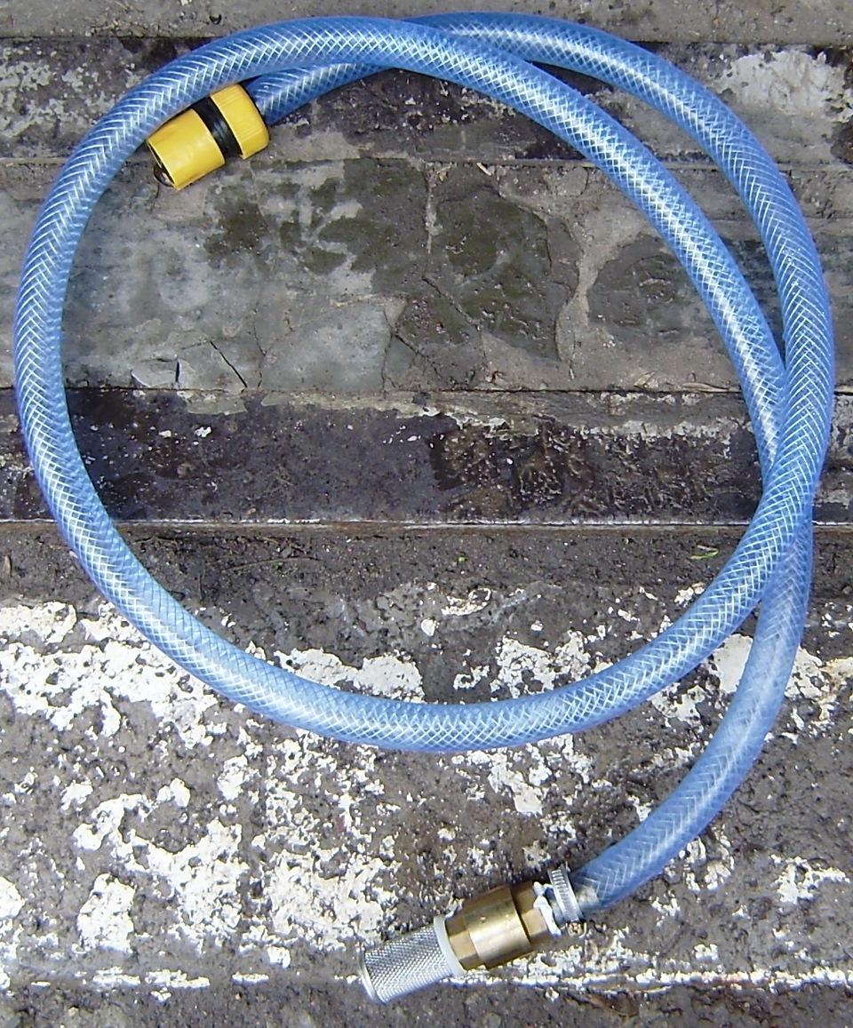 Как сделать мойку высокого давления из водопровода