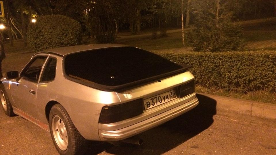 porsche 924 1985 проблема с проводкой