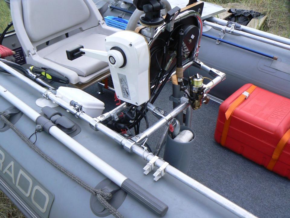 Фото тюнинга лодок пвх