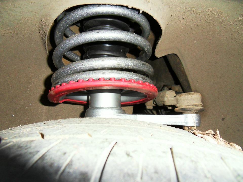 Фото №20 - как поменять стойки на ВАЗ 2110