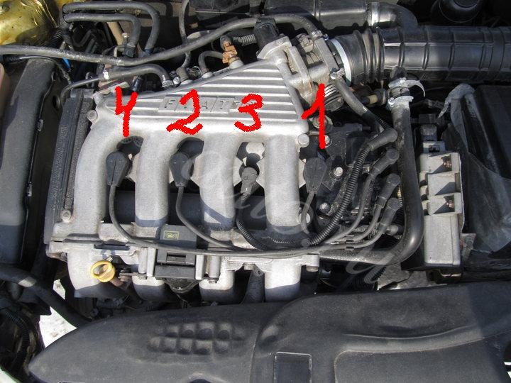 Фото №10 - нумерация цилиндров ВАЗ 2110