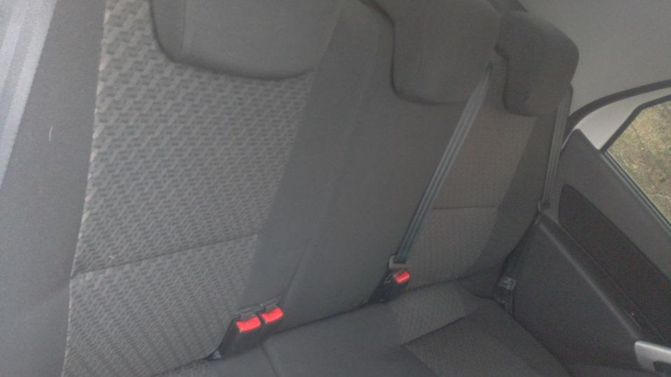 небольшая доработка сидений Datsun ON-DO - бортжурнал Datsun on-DO 2015 года на DRIVE2