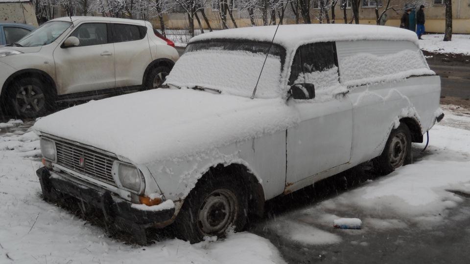 Москвич 434