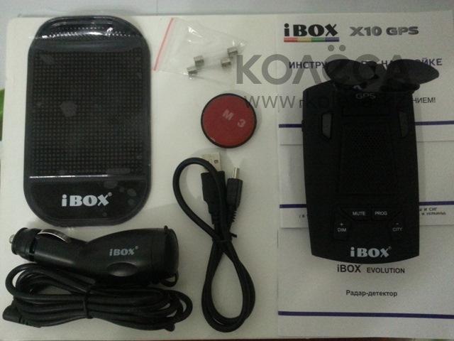 Антирадар ibox x10 gps отзывы