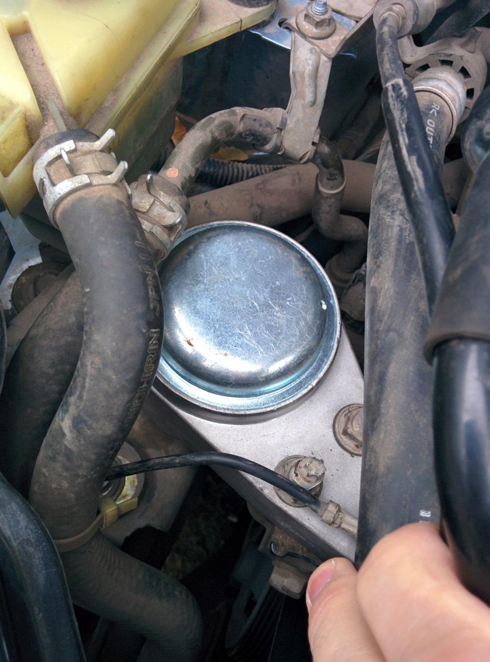 двигатель подушки mazda demio