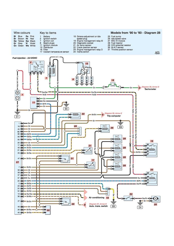 Бу-21 схема подключения