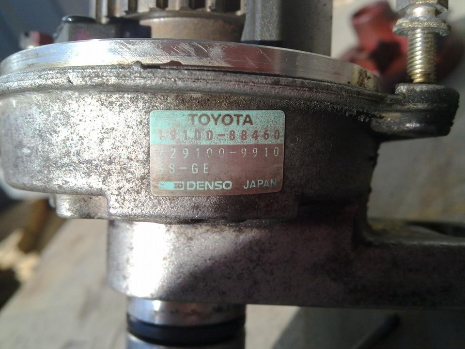 ремонт трамблера на toyota rav4 1994 года