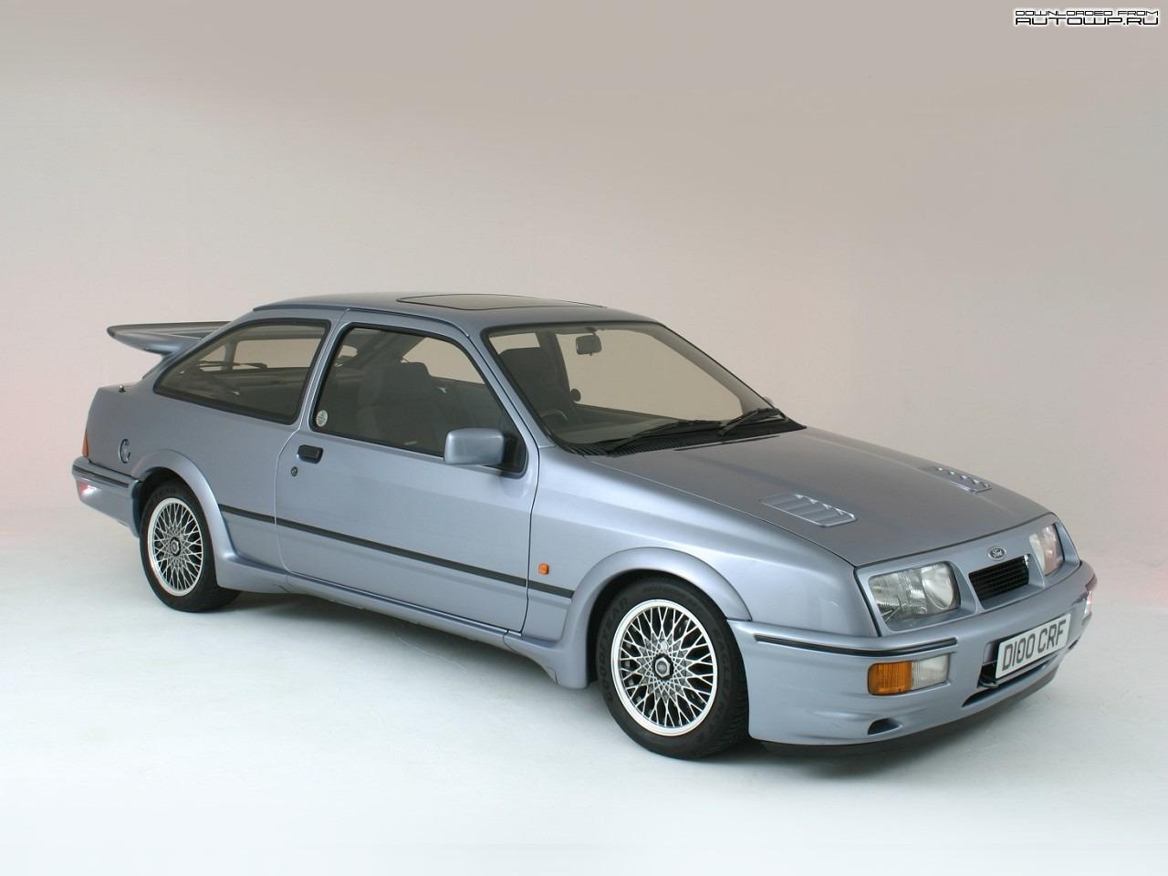 модельный ряд ford в картинках с 1980-1985