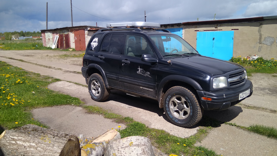 Sell Chevrolet Tracker 2003 Manufacture Year For 360 000 On Drive2