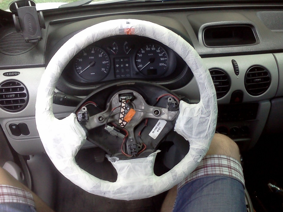 Оплетки на руль своими руками