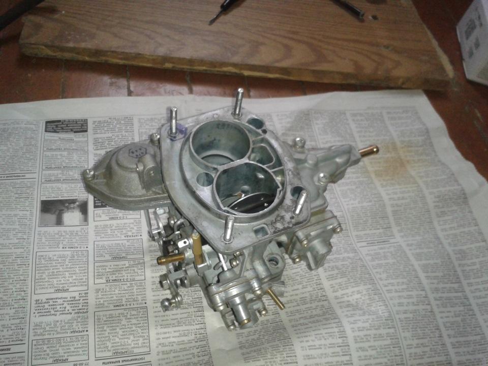 Ремонт карбюратора на ваз 21011