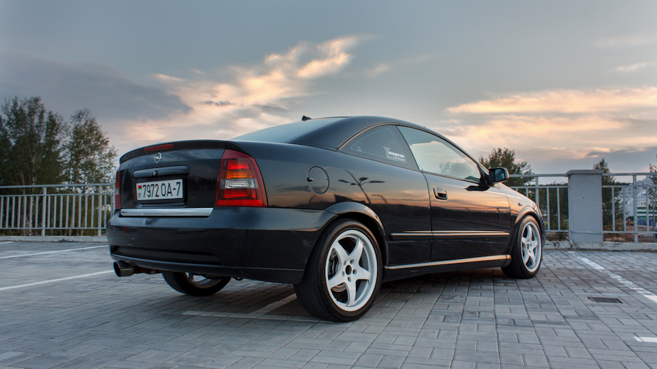 Opel astra coupe bertone 2 0 turbo eds stage 3 drive2 - Opel astra coupe bertone fiche technique ...