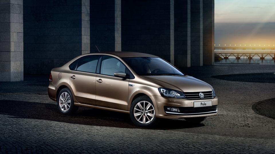 Новый Volkswagen Polo.