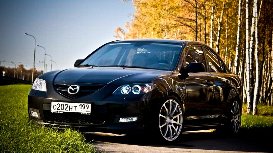 mazda 3 sportsline drive2. Black Bedroom Furniture Sets. Home Design Ideas