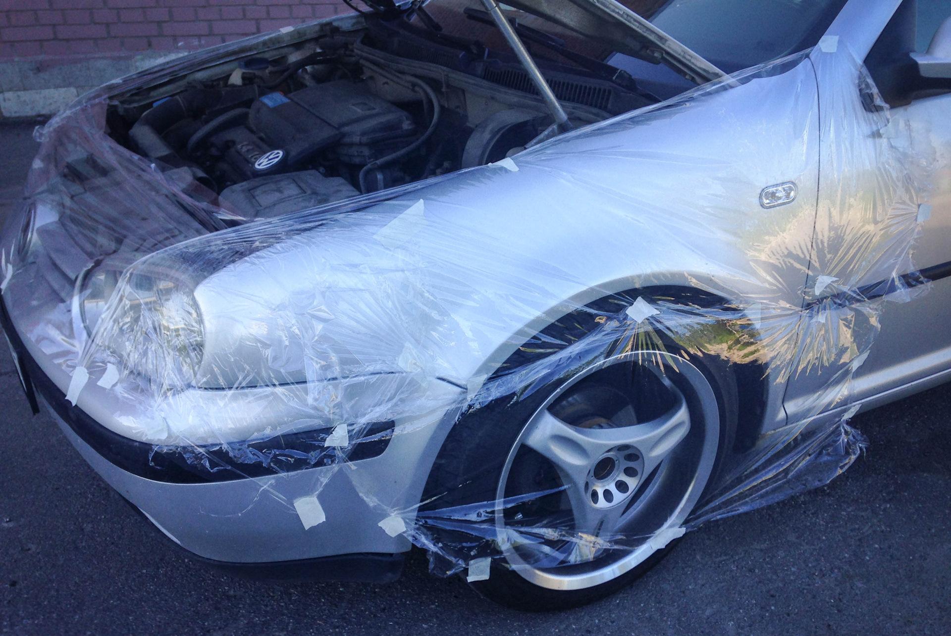 Покраска машины из баллончика своими руками фото 308