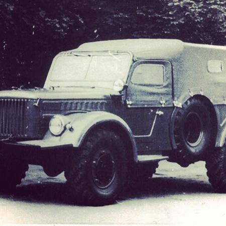 ГАЗ-62 (1952г) – прототип армейского внедорожника, создававшийся на замену хорошо зарекомендовавшего себя в войсках во время войны Dodge 3/4 (который поставлялся в СССР по лендлизу).
