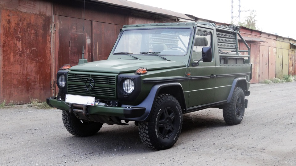 mercedes benz g class steyr daimler puch 230ge drive2. Black Bedroom Furniture Sets. Home Design Ideas