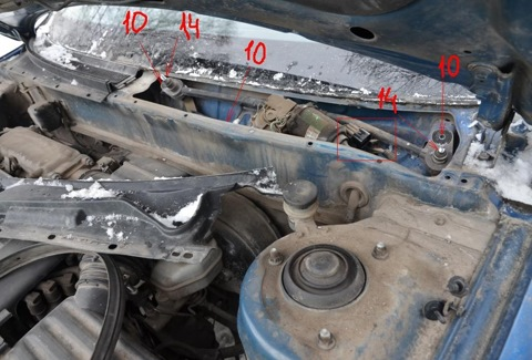 Ремонт автомобиля хендай ix35 своими руками