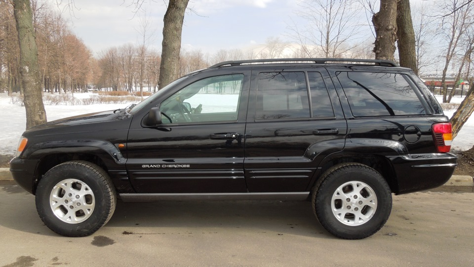 jeep grand cherokee 2 7 crd quadra drive owner review. Black Bedroom Furniture Sets. Home Design Ideas