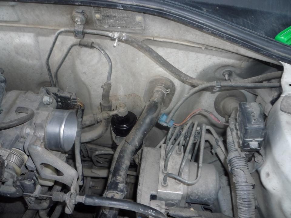 Замена топливного фильтра тонкой очистки - logbook Toyota Carina ПРОДАЛ 1997 on DRIVE2