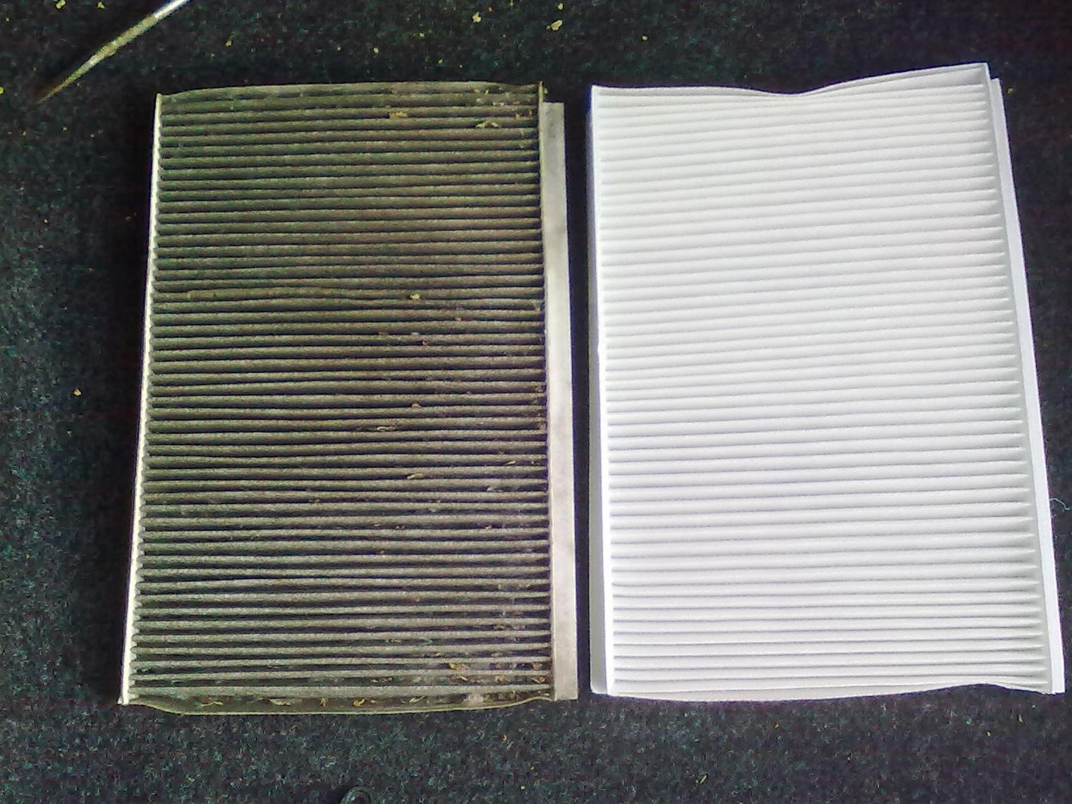 Замена салонного фильтра фиат альбеа