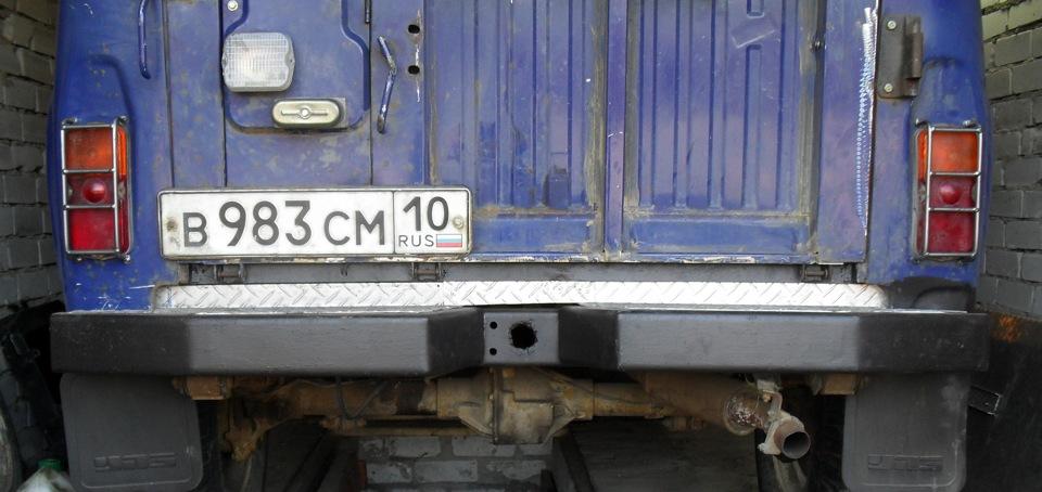 Кузовной ремонт уаз 469 45