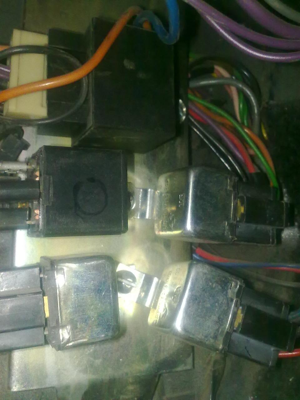 труда Электробезопасность газ 3307 реле стеклоочистителя где находится появилась
