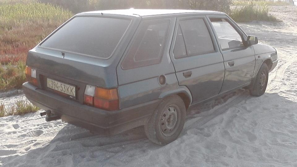 электросхема skoda favorit 1990 60л.с