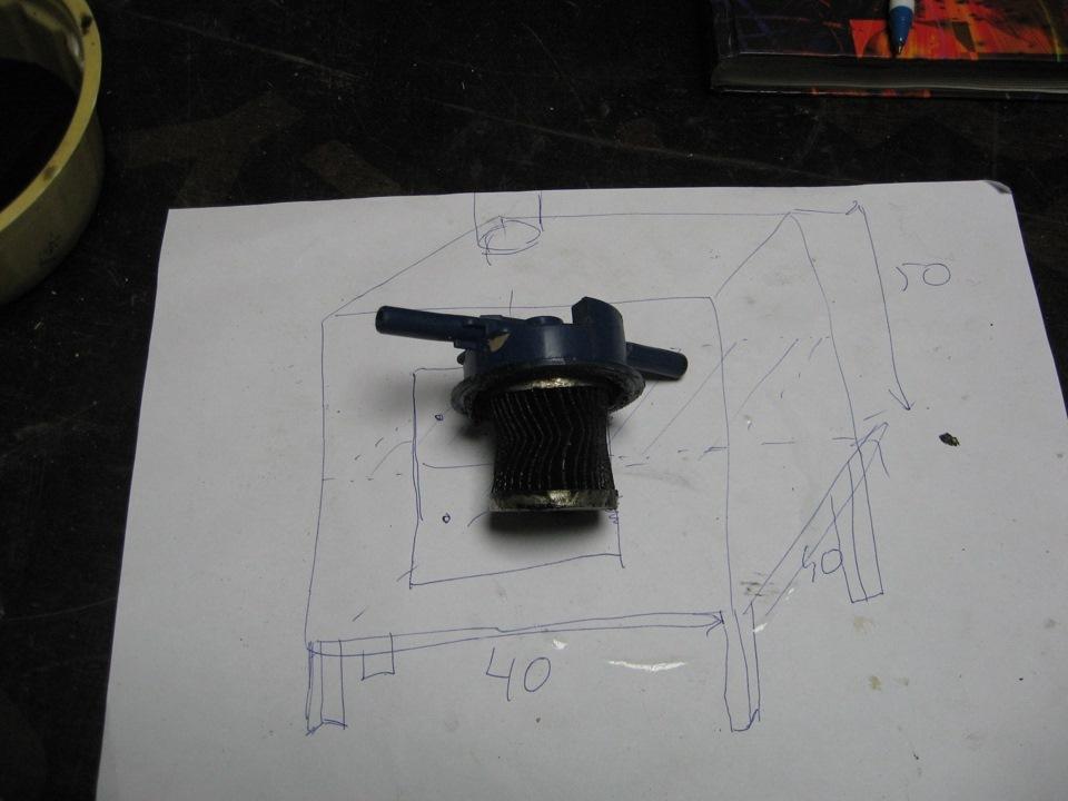 1f37546s 960 - Фильтр в систему охлаждения автомобиля