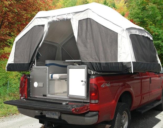 Палатка в кузов пикапа своими руками 35