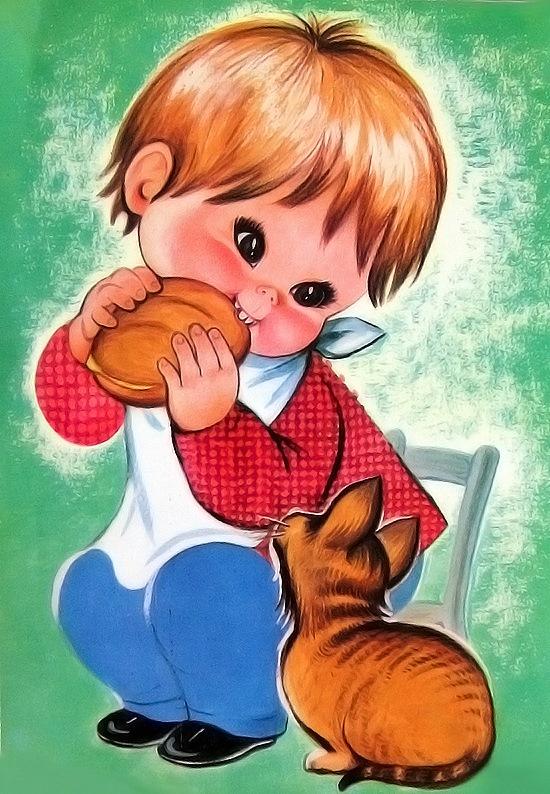 теплые открытки с детьми блоги наша семья