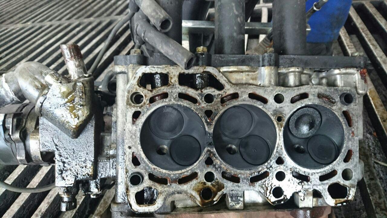 Капитальный ремонт двигателя матиз 08 своими руками