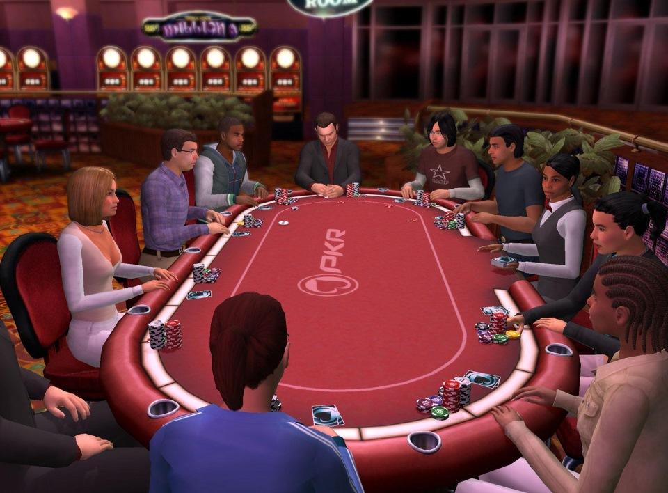 для мальчиков онлайн покер