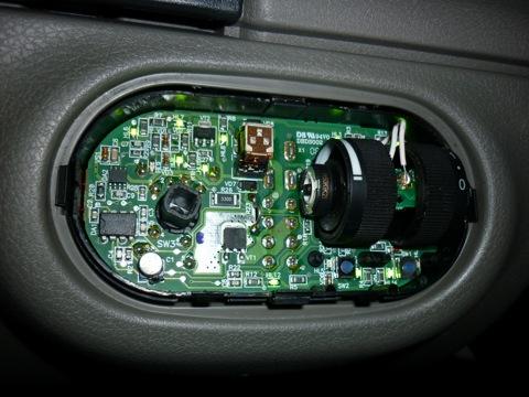 Хочу заменить подсветку в МУСе (модуле управления светом) на Калине.  Там на плате впаяны как я понял чип-светодиоды.