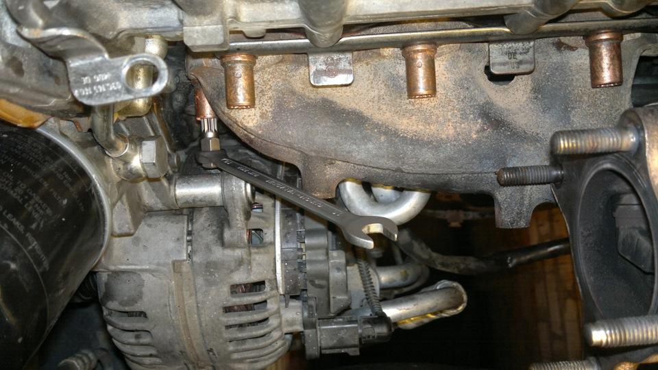 Замена выпускного коллектора джетта 5 Замена масла в переднем редукторе ситроен с4 купе